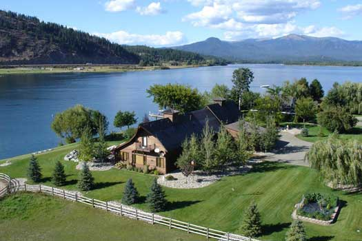 Home on Pend Oreille River