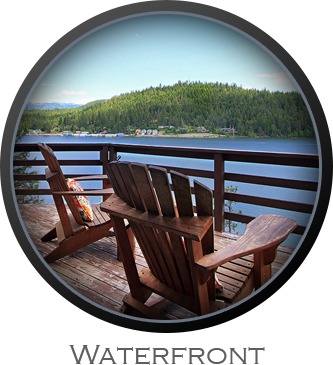 Search for Waterfront Listings in Northern Idaho